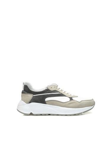 George Hogg 7004727 Erkek Sneaker Beyaz